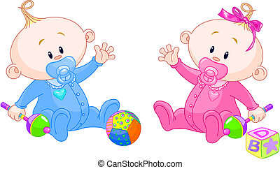 gemelli, dolce