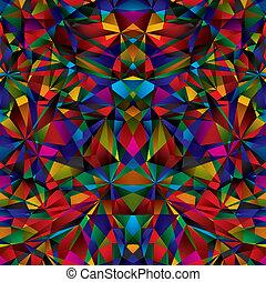 geometrico, pattern., seamless, superficie