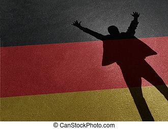 germania, successo