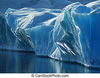 ghiaccio blu