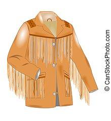 giacca, frangia, anni sessanta