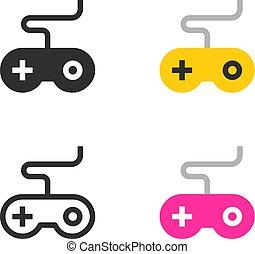 giochi azzardo blocco, icone