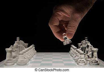 gioco, scacchi