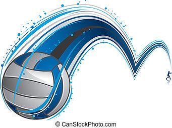 gioco volleyball