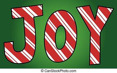 gioia, lettere