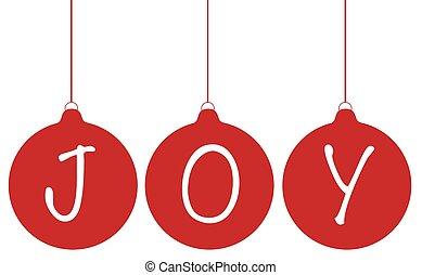 gioia, ornamenti