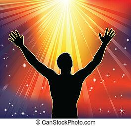 gioia, spirituale