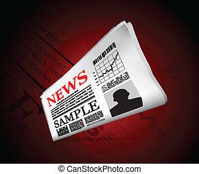 giornale, notizie
