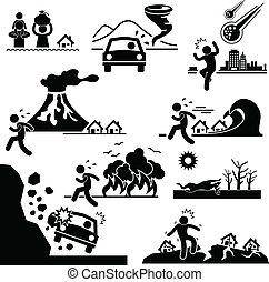 giorno giudizio universale, disastro, catastrofe