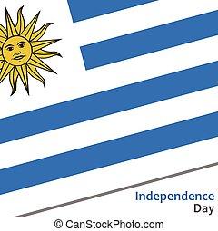 giorno, indipendenza, uruguay