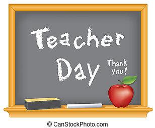 giorno, insegnante