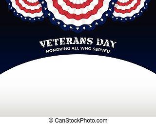 giorno veterani, fondo