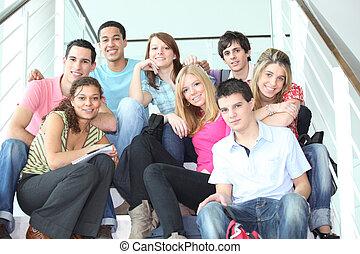 gioventù, scale