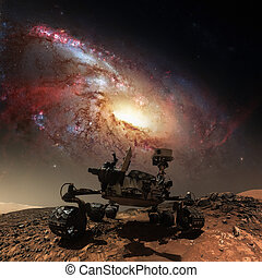 girovago, mars., curiosità, superficie, esplorare
