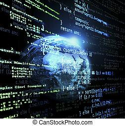 globale, codice