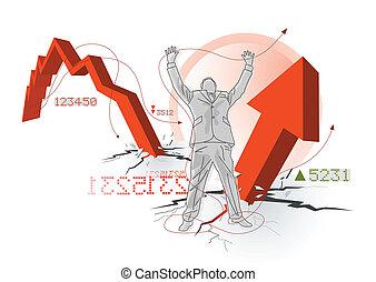 globale, economico, recupero