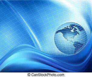 globale, programmazione, concetto