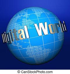 globe1, digitale