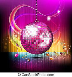 globo, discoteca