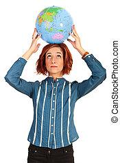 globo, holding donna