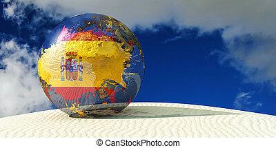 globo, illustrazione