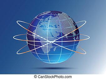 globo, orbite