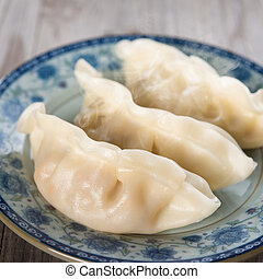 gnocchi, fresco, cottura, cinese
