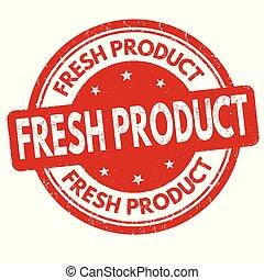 gomma, fresco, prodotto, grunge, francobollo