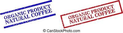 gomma, organico, filigrane, rettangolo, grunge, cornice, caffè, prodotto, francobollo, naturale