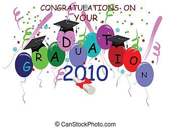 graduazione, 2010, fondo
