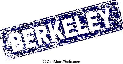 graffiato, arrotondato, francobollo, incorniciato, berkeley, rettangolo