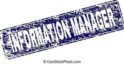graffiato, informazioni, arrotondato, francobollo, incorniciato, direttore, rettangolo