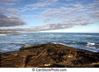 grande, isola hawaii