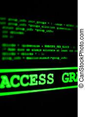 granted., accesso