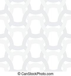grigio, grides, semplice, modello, astratto, -, vettore, fondo, allacciato, bianco, geometrico