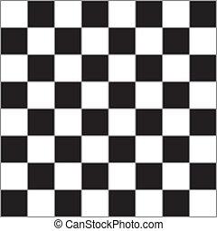 grigio, scacchiera, divisori