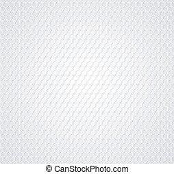 grigio, sfondo bianco, favo