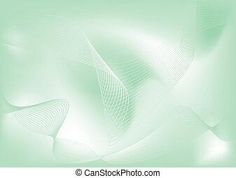 groviglio, verde