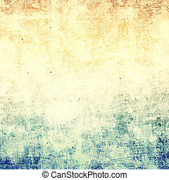 grunge, image., spazio, testo, carta, fondo, textured, o, d