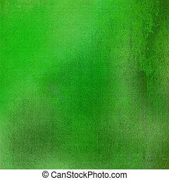 grunge, macchiato, sfondo verde, textured, fresco