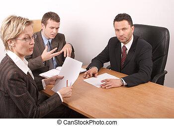 gruppo, riunione