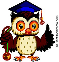 gufo, graduate's