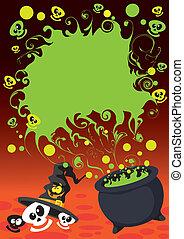 halloween, scheda