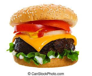 hamburger, succoso