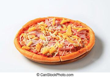 hawai, pizza