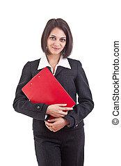 holding donna, organizzatore, affari