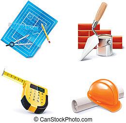 homebuilding&renovating., vettore, 3