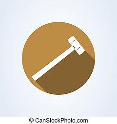 hummer, simbolo, isolato, illustrazione, segno, vettore, icona
