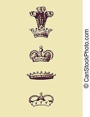 icona, corona