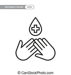 icona, disinfezione